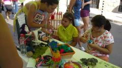 Детски фестивал за плетене и тъкане на 17 септември в София