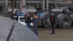 40-тонна машина затисна фатално работник в Русе