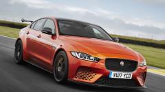 Новият Jaguar подобрява рекорд на Гинес (ВИДЕО)