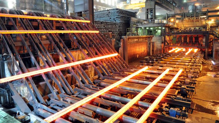 Индустриалното производство в еврозоната намалява през март за втори пореден