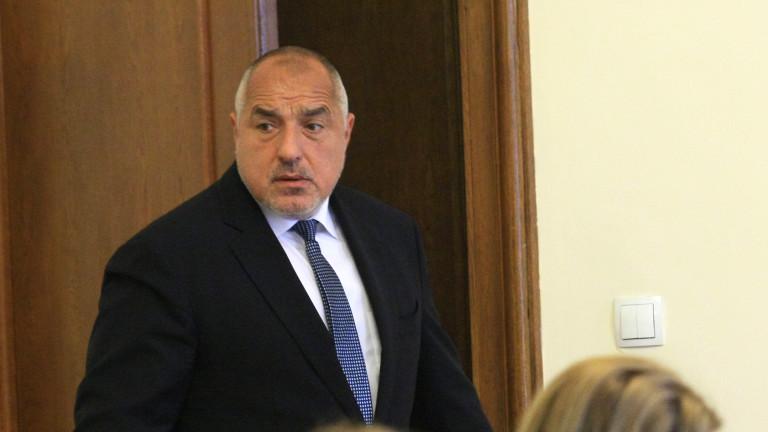 Борисов дръпна ГЕРБ пред БСП дни преди вота