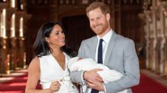Избраха ли Меган и Хари кръстници на бебе Арчи