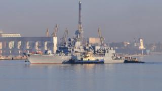 Кораби на НАТО влязоха в пристанището на Одеса
