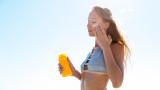 Слънцезащитният крем, производството на витамин D и спират ли го продуктите със SPF