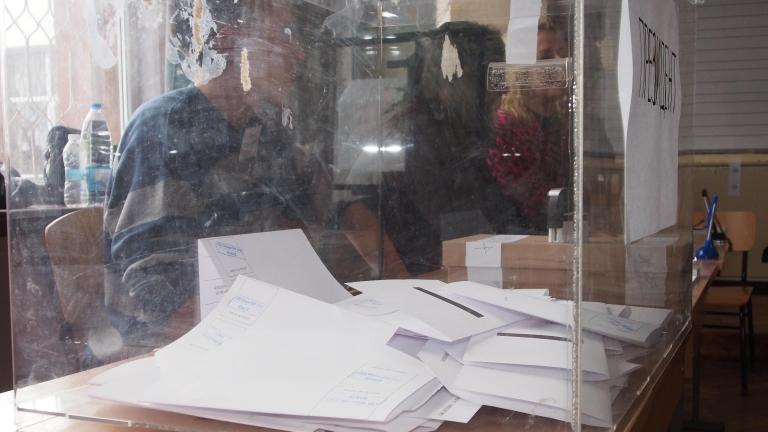 """""""Прозрачност без граници"""" подкани Герджиков за Изборния борд"""