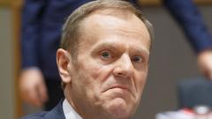 Обвиняват Туск за нарушения в разследването на авиокатастрофата при Катин