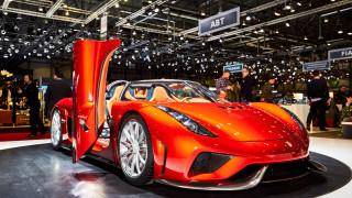 Най-бързите коли за последното десетилетие