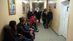 Обявиха грипна епидемия в Пловдив