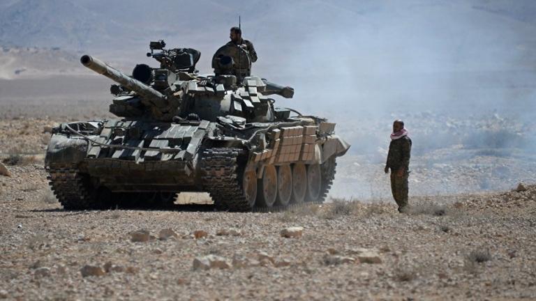 Русия разполага нова база в Сирия