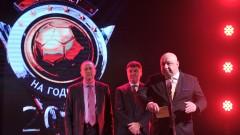 Министър Кралев: Ивелин Попов имаше силен сезон, наградата е заслужена