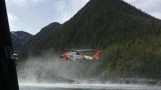 В Аляска се разби туристически самолет