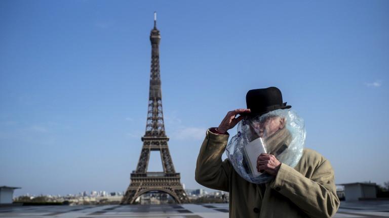 Франция бори коронавируса с приложението StopCovid