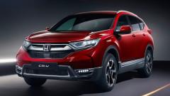 Honda CR-V със 7 места и хибрид показват на Автосалона в Женева