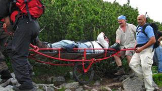Планинските спасители с нова модерна техника