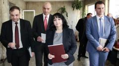 Интерконекторите и български газов хъб са ни приоритети, заяви Петкова