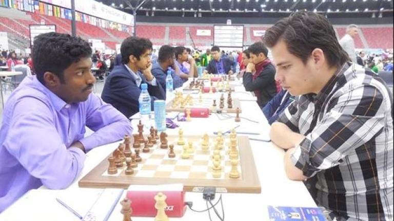 Шахматистите постигнаха четвърта победа на Олимпиадата в Баку