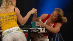 Вероника Бонкова остана четвърта на  ЕП по канадска борба