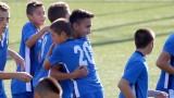 Левски U14 победи Левски-Раковски с 3:0