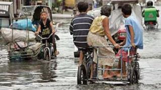 Бурята Кетсана взе 144 жертви във Филипините