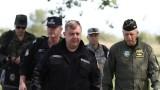 Поразяване на самолет-нарушител тренираха военните ни край Шабла