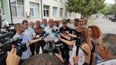 Дупки в охраната на границата ни, установи Румен Радев