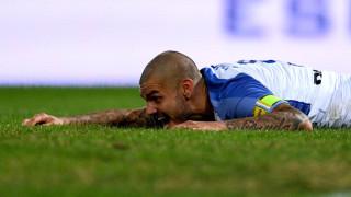 Спорна дузпа спаси Интер от първа загуба за сезона