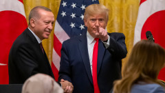 Турция заклейми манипулативната книга на Болтън за Тръмп