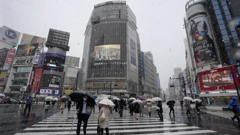 Япония регистрира още 82-ма заразени с новия коронавирус (COVID-19) за