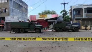 Десетки убити и ранени при двоен атентат във Филипините