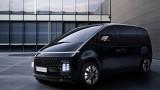 Hyundai разкри характеристиките на космическия си бус Staria