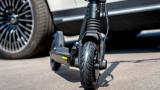 Електрически скутер, но Mercedes