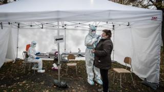 Коронавирус: В Словакия тестваха 3,6 млн. души за за няколко дни - 1,06% са заразени