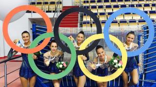Българският ансамбъл се класира за финала на пет ленти на СК в Баку