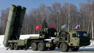 """Русия разполага С-400 и """"Искандер"""" в Калининград"""