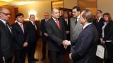 Президентът призова португалския бизнес да инвестира повече у нас