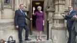 Тереза Мей остава единствен кандидат за британски премиер