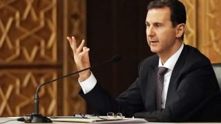Асад разреши иракски удари над Сирия