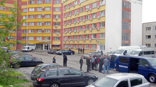 Борислав Сарафов отвори вратите на НСлС за студенти