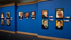 Удължиха изложбата на Буш до 3 юни