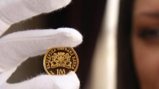 През 2020 г. БНБ е похарчила близо 17,9 млн. лева за отсичане на монети