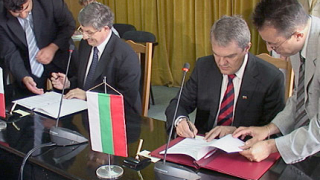 Подписахме споразумение с Малта за борба с наркотрафика
