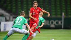 Байерн е шампион на Германия за 30-и път след победа срещу Вердер!