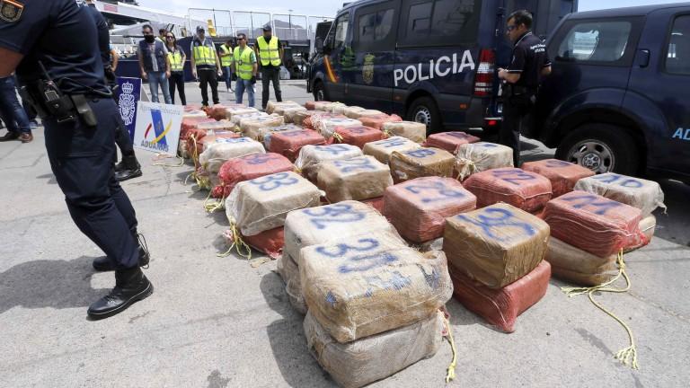 Панама иззе 4 тона кокаин