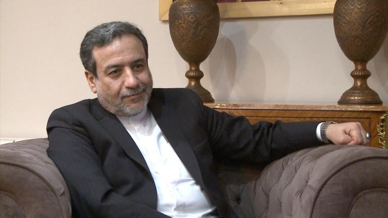 През изминалата седмица заместник-министърът на външните работи на Иран д-р