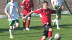 Юношите с реми срещу Латвия в Санкт Петербург