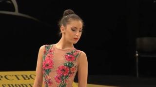 Катрин Тасева: Не ми тежи, че съм водещата гимнастичка на България