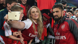 Арсен Венгер си знае едно и също - сигурен, че и Жиру иска в Арсенал