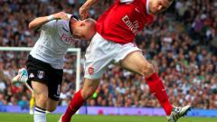 ВИДЕО: Играч на Арсенал налетя на съдийка