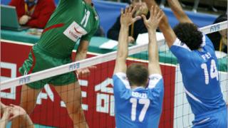 България надигра Италия с 3:2