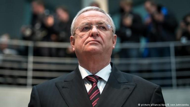 В САЩ повдигнаха обвинения срещу бивш директор на Фолксваген